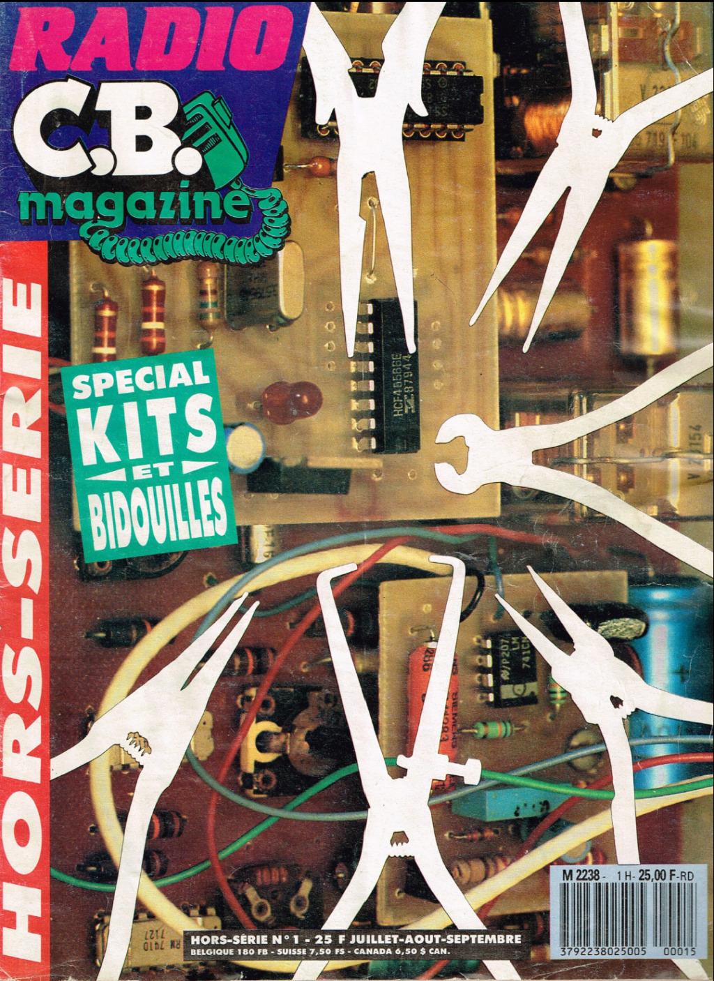 C.B. Magazine - Radio C.B. Magazine (Magazine (Fr.) - Page 12 Captu280