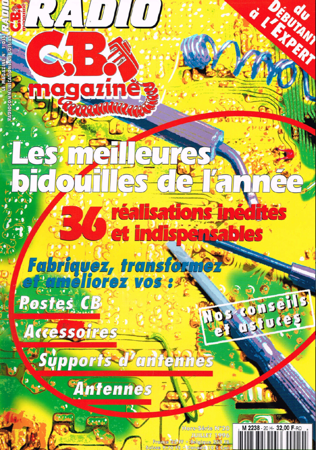 C.B. Magazine - Radio C.B. Magazine (Magazine (Fr.) - Page 12 Captu281
