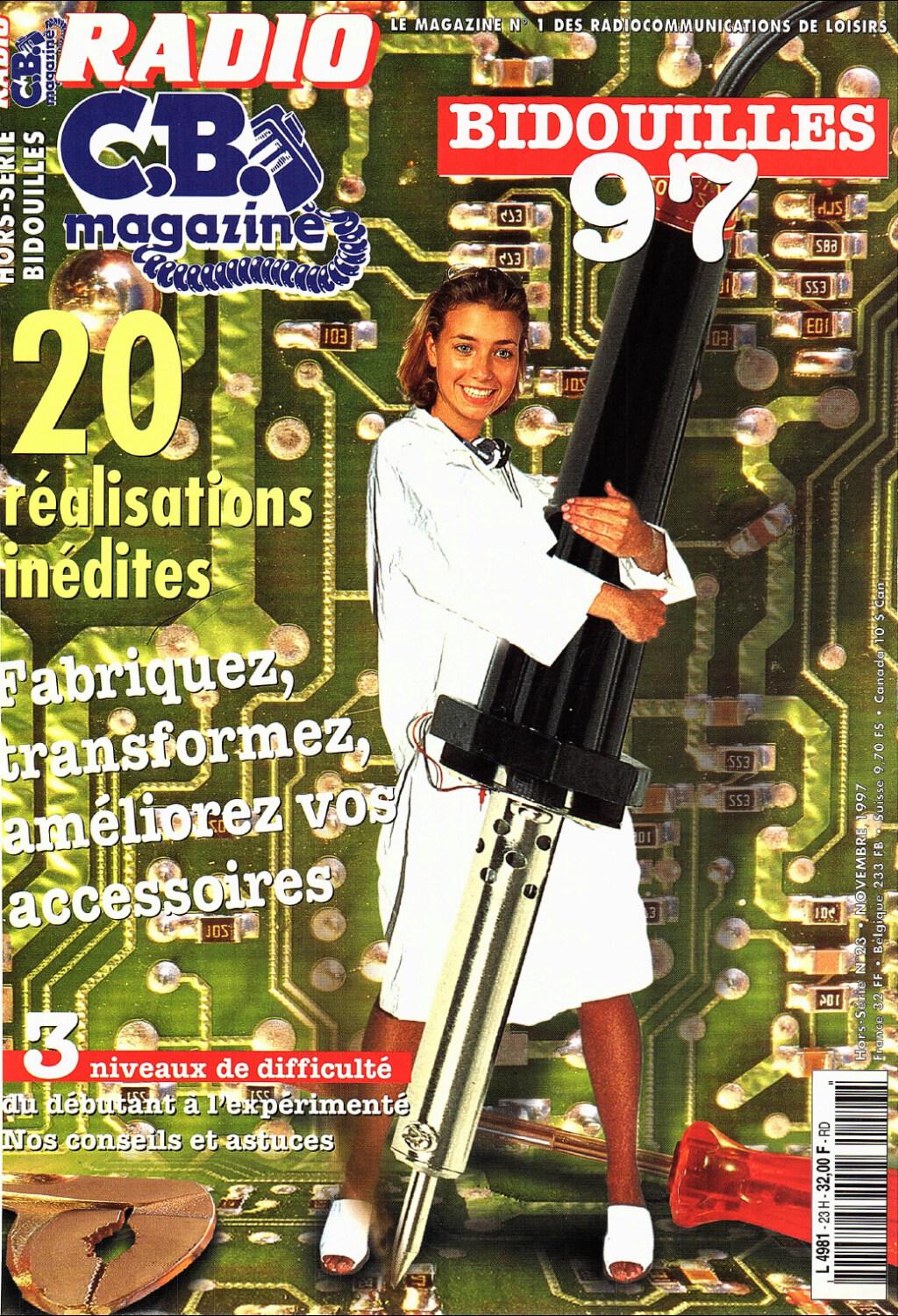 C.B. Magazine - Radio C.B. Magazine (Magazine (Fr.) - Page 12 Captu282
