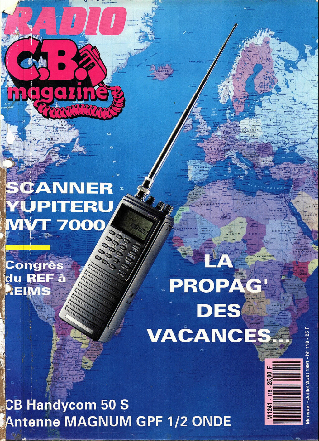 C.B. Magazine - Radio C.B. Magazine (Magazine (Fr.) - Page 12 Captu283