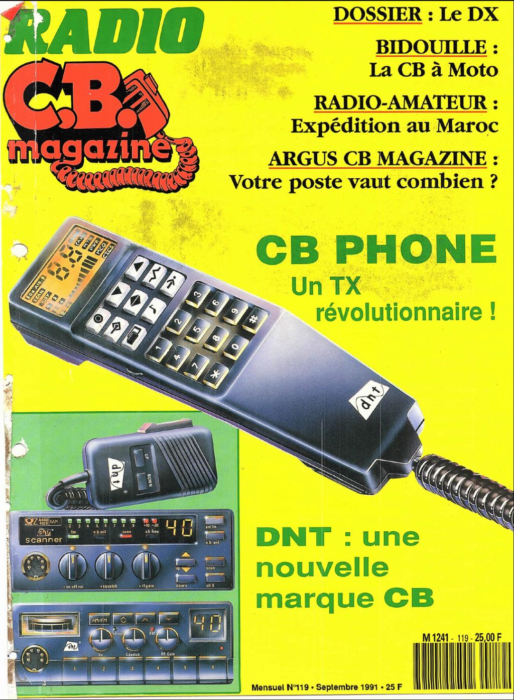C.B. Magazine - Radio C.B. Magazine (Magazine (Fr.) - Page 12 Captu284
