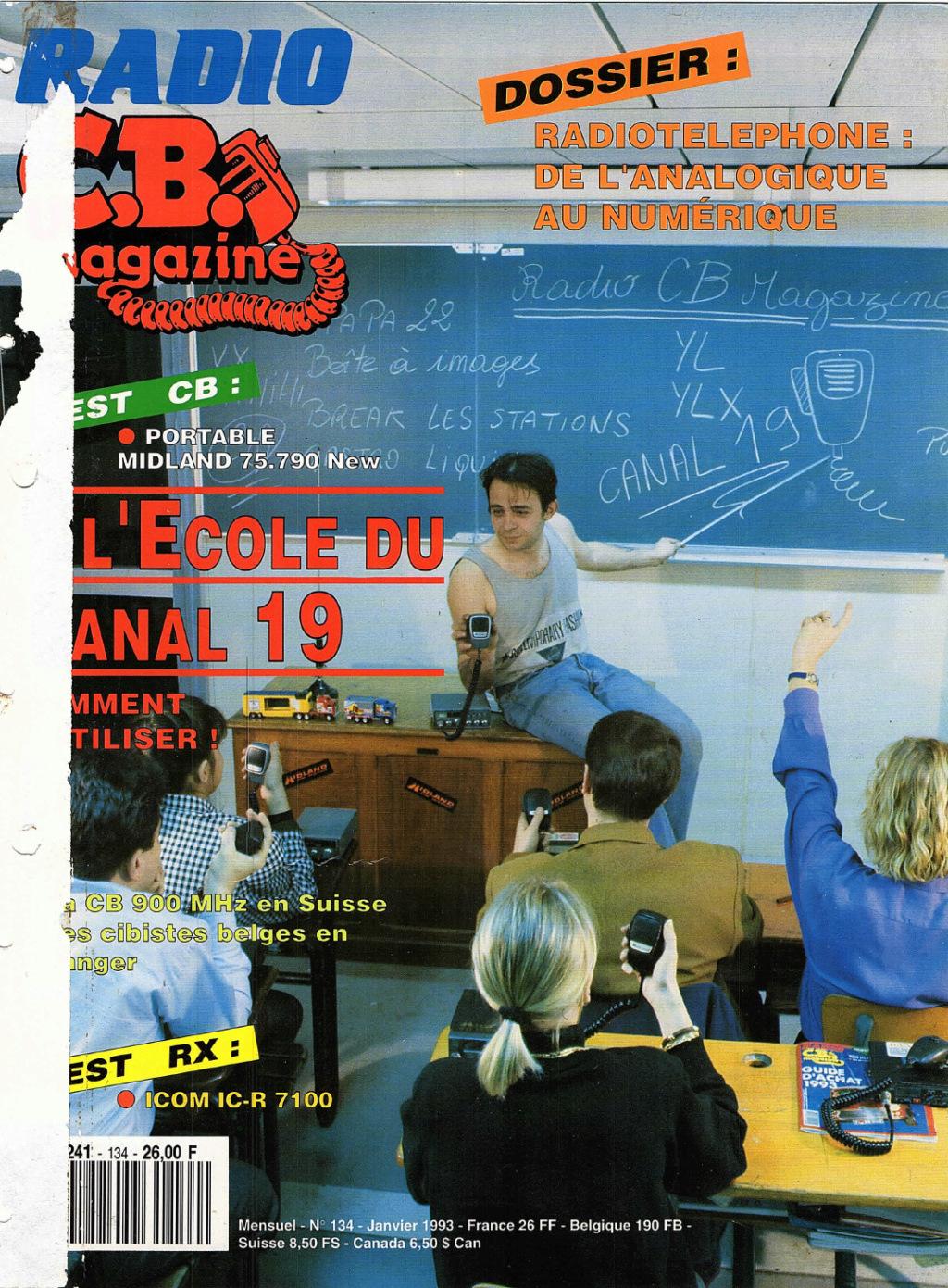 C.B. Magazine - Radio C.B. Magazine (Magazine (Fr.) - Page 13 Captu287