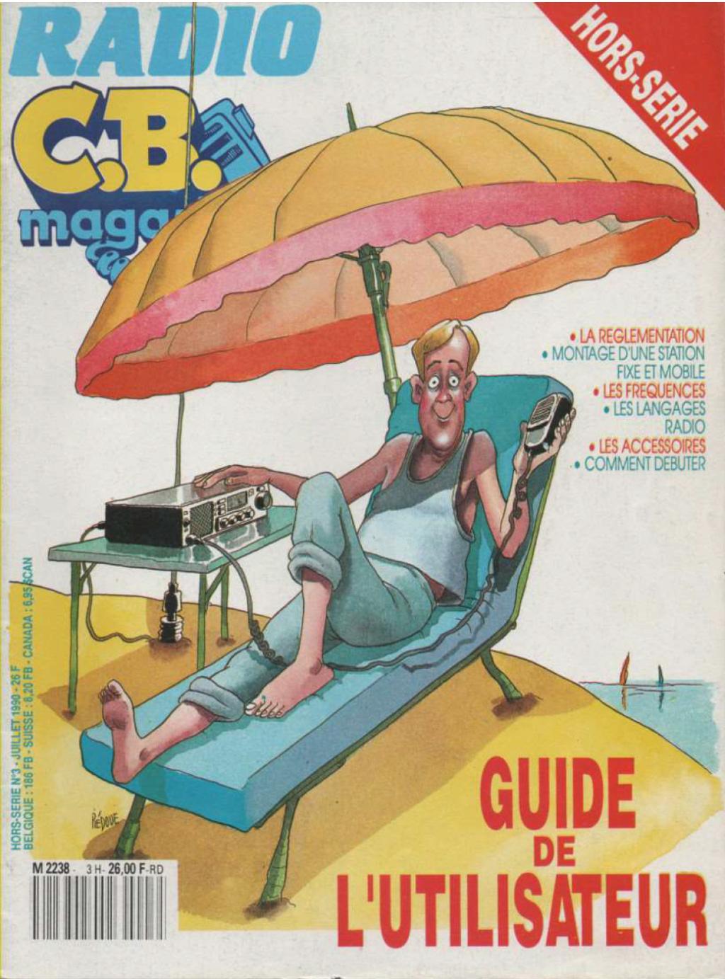C.B. Magazine - Radio C.B. Magazine (Magazine (Fr.) - Page 13 Captu289