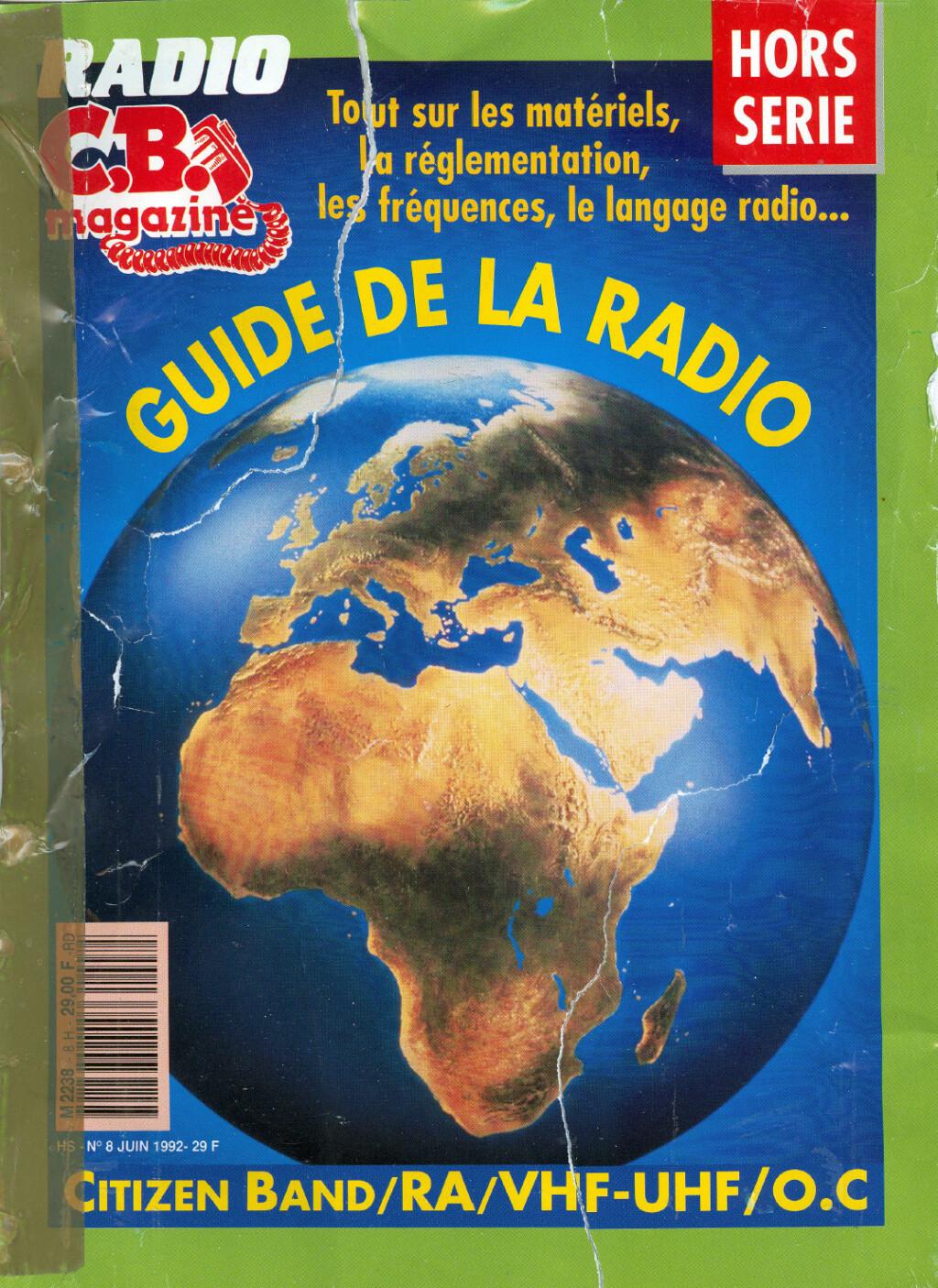 C.B. Magazine - Radio C.B. Magazine (Magazine (Fr.) - Page 13 Captu290