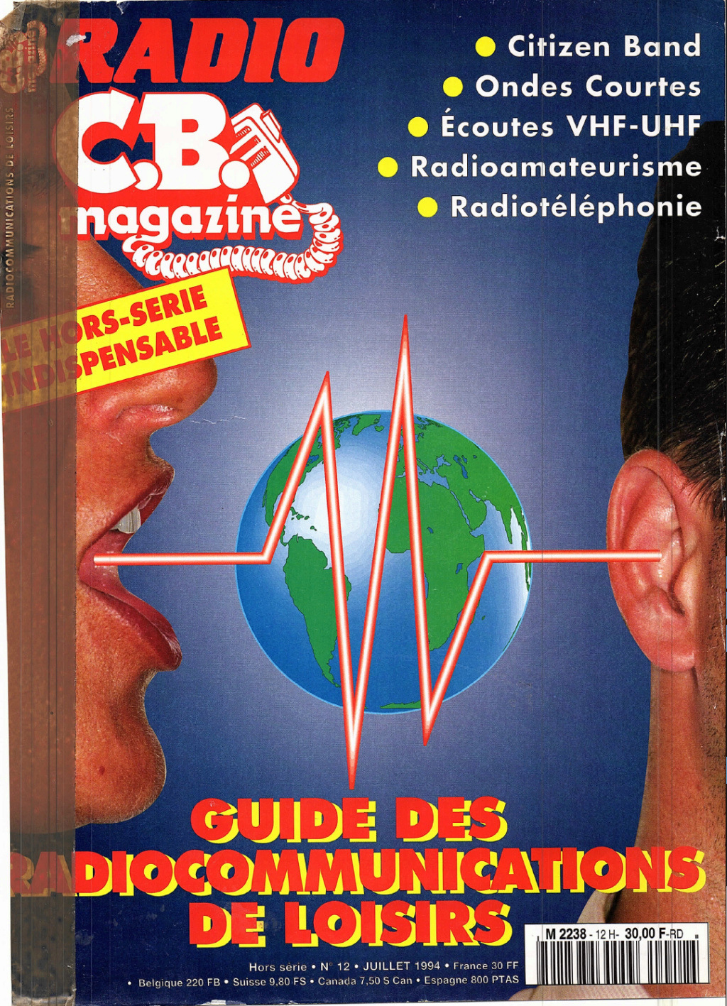 C.B. Magazine - Radio C.B. Magazine (Magazine (Fr.) - Page 13 Captu291