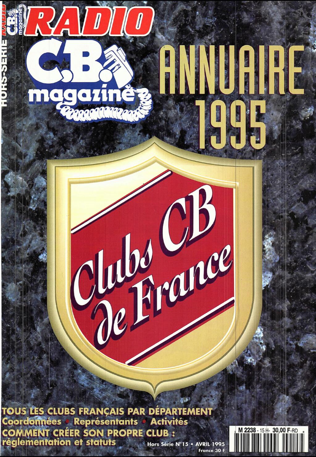 C.B. Magazine - Radio C.B. Magazine (Magazine (Fr.) - Page 13 Captu292