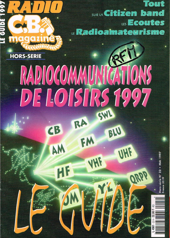 C.B. Magazine - Radio C.B. Magazine (Magazine (Fr.) - Page 13 Captu294