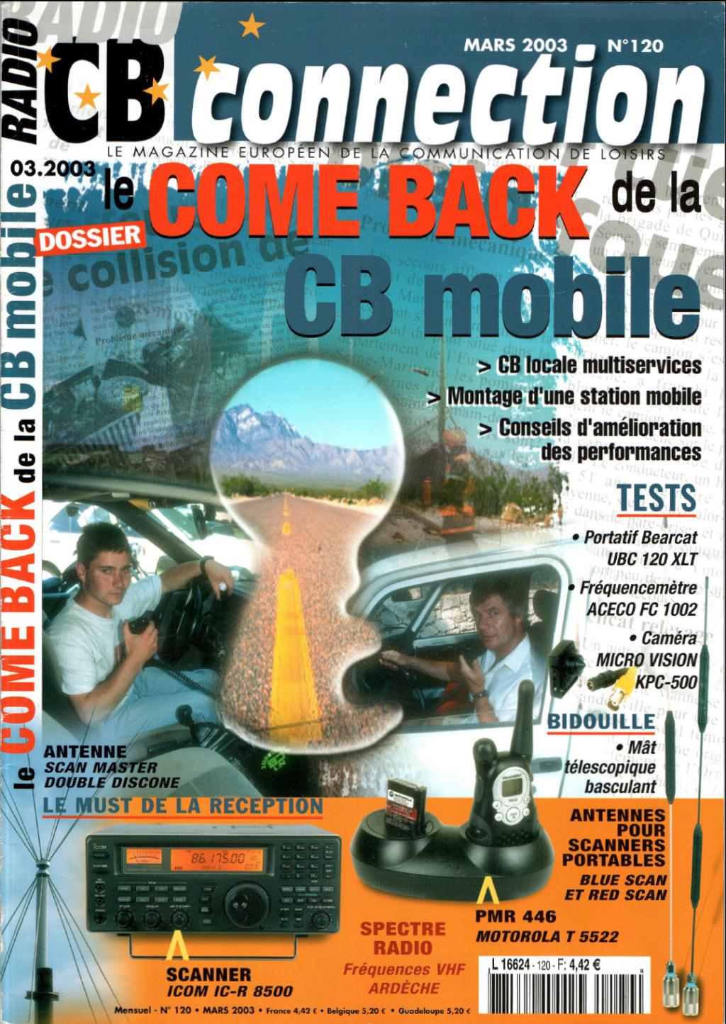 RadioCBconnection - Radio connection (Magazine (Fr.) Captu302