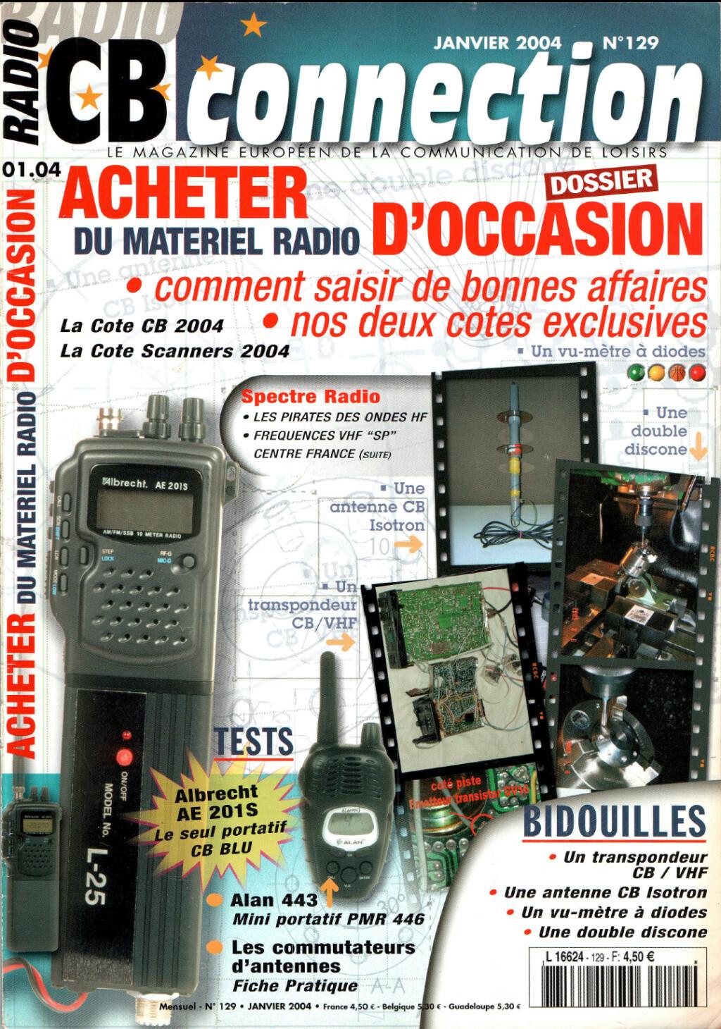RadioCBconnection - Radio connection (Magazine (Fr.) Captu304