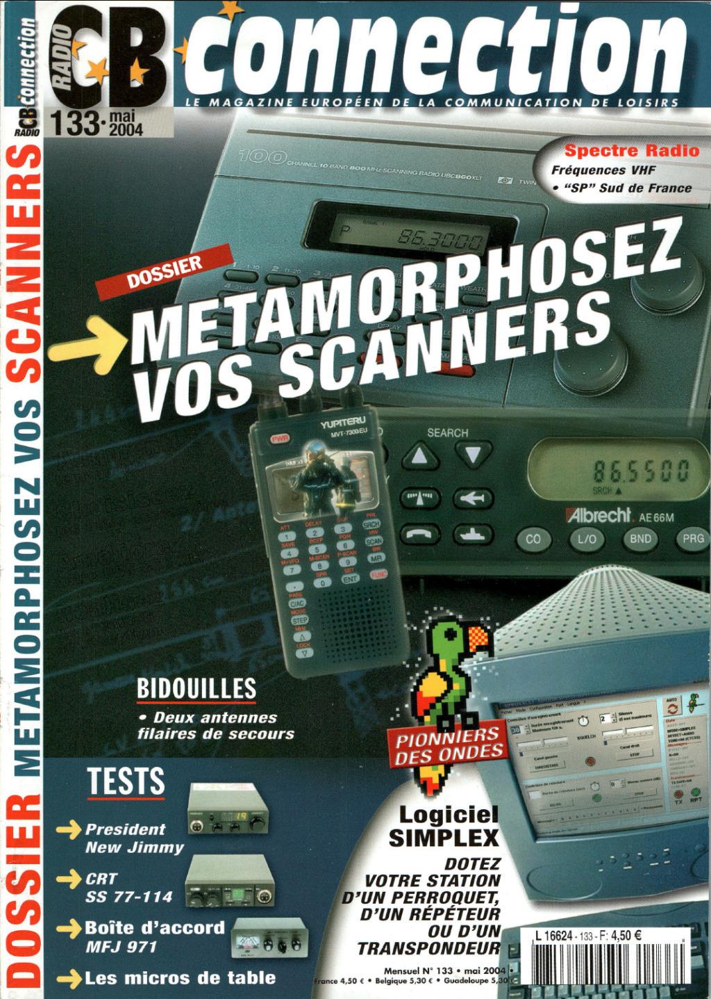 RadioCBconnection - Radio connection (Magazine (Fr.) Captu305