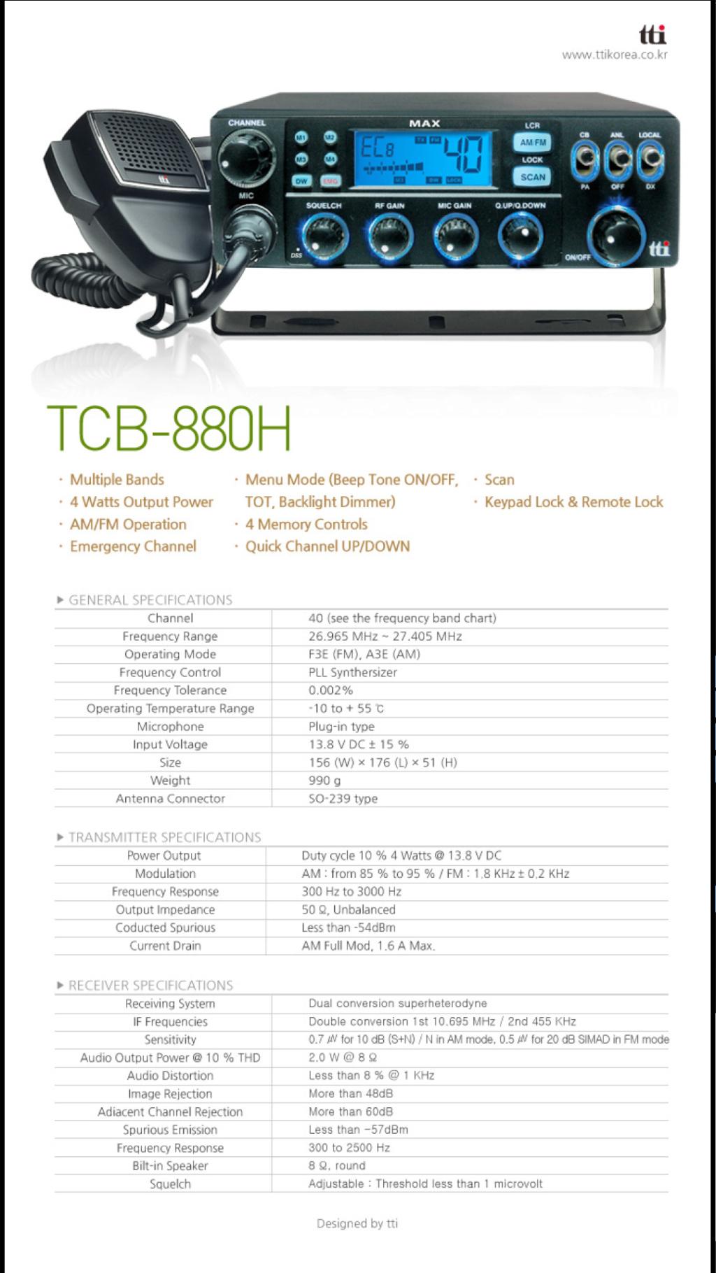 tti TCB-880 (Mobile Camping-car) Captu871