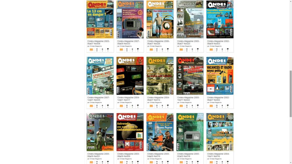 Ondes Magazine (Magazine (Fr) Captur18