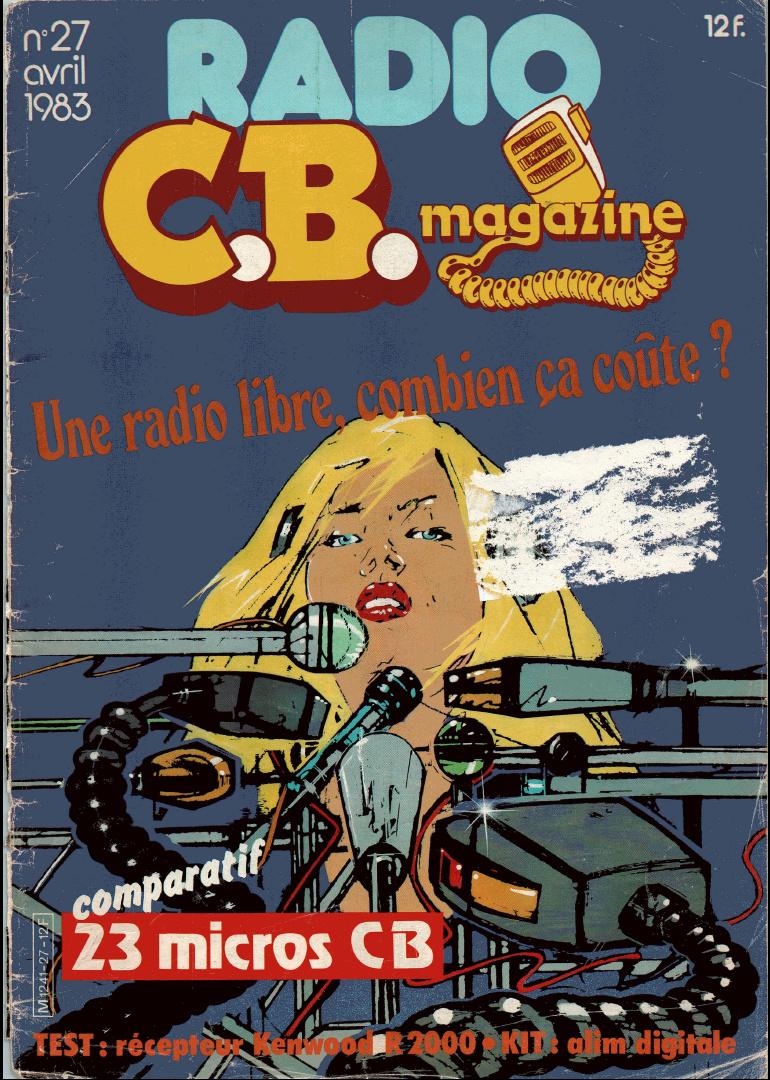 C.B. Magazine - Radio C.B. Magazine (Magazine (Fr.) - Page 12 Captur33
