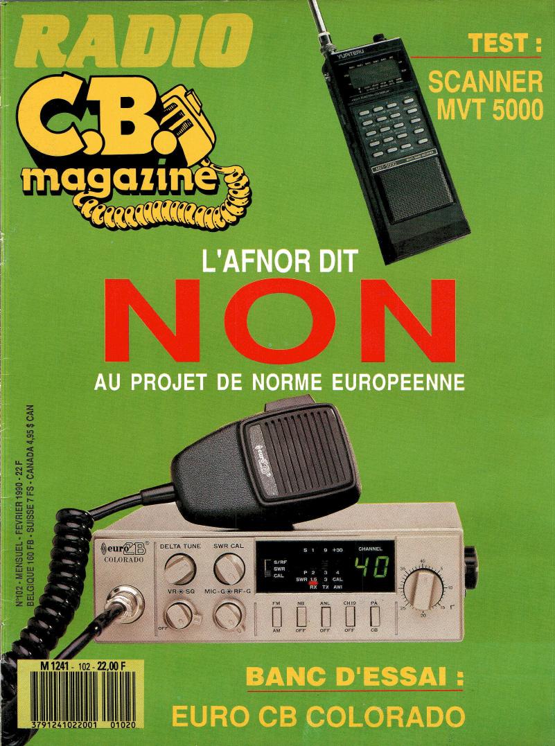 C.B. Magazine - Radio C.B. Magazine (Magazine (Fr.) - Page 12 Captur34