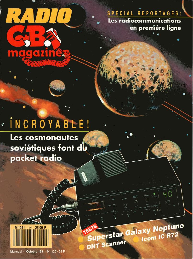 C.B. Magazine - Radio C.B. Magazine (Magazine (Fr.) - Page 12 Captur35