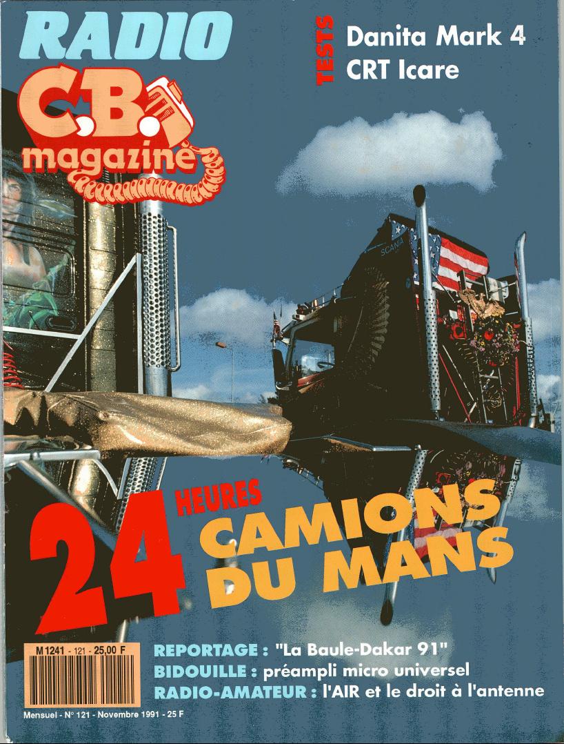 C.B. Magazine - Radio C.B. Magazine (Magazine (Fr.) - Page 12 Captur36