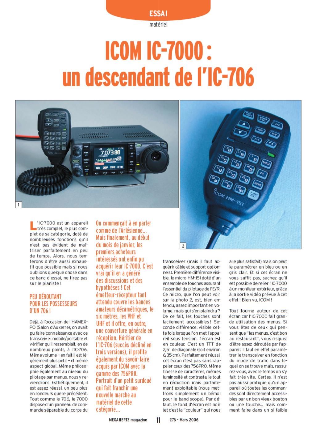 Icom IC-7000 Captur75