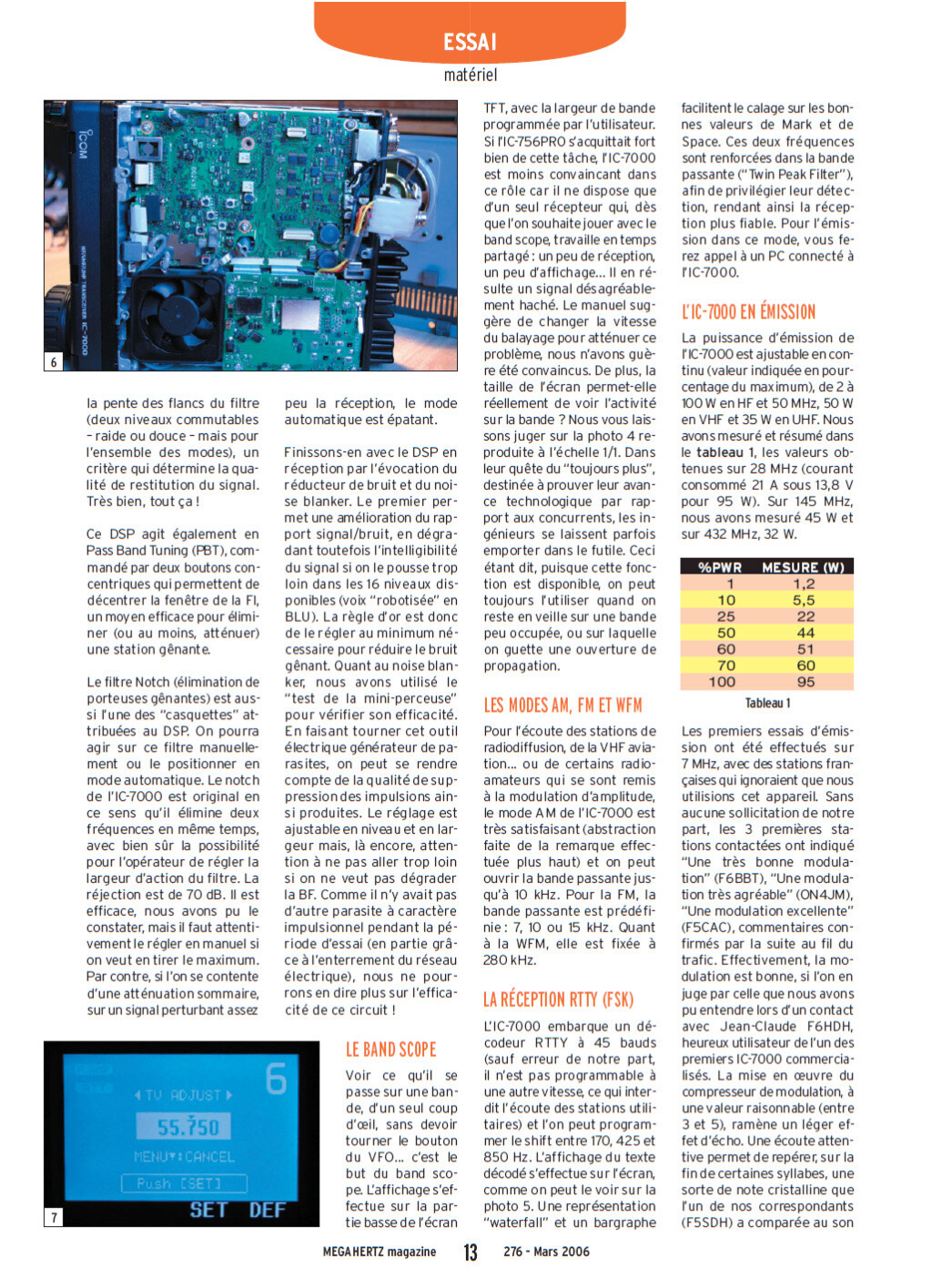 Icom IC-7000 Captur77