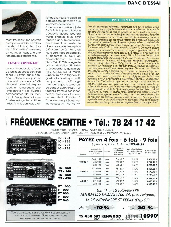 Midland Alan 48 plus Multi (Mobile) Chora263