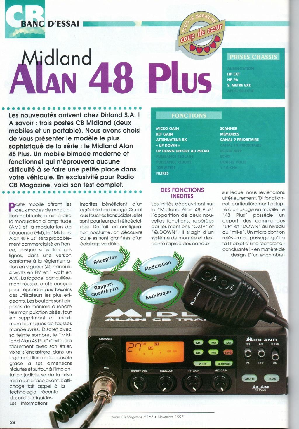 Midland Alan 48 plus Multi (Mobile) Chora264