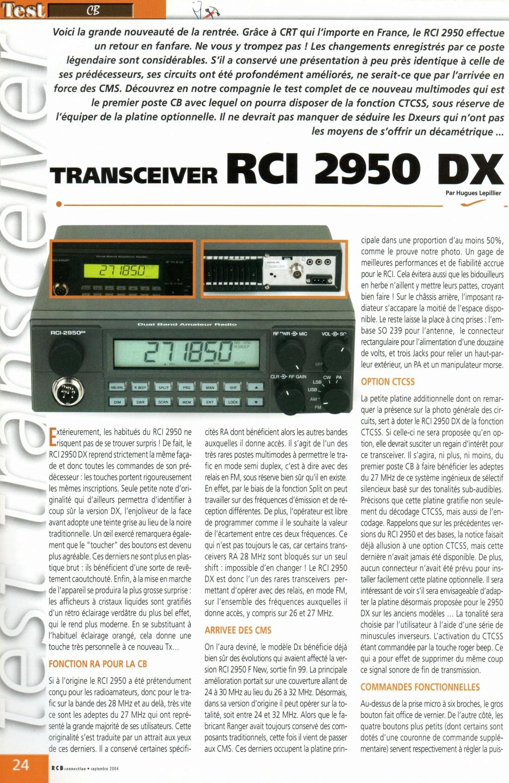 Ranger RCI-2950dx (Mobile) Chora464