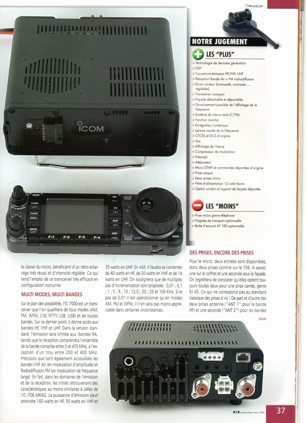 Icom IC-7000 Chora472