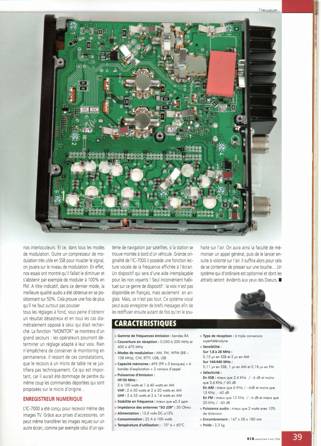 Icom IC-7000 Chora473