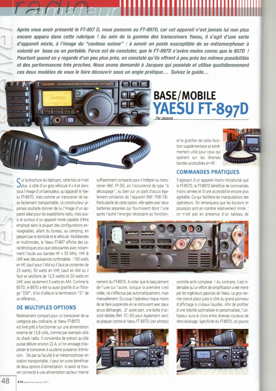 Yaesu FT-897D Chora595