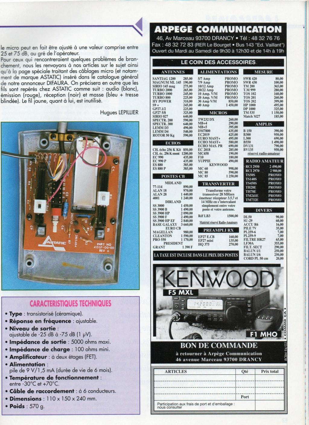 fixe - Astatic 878DM (1104C) (Micro de table) Chora598