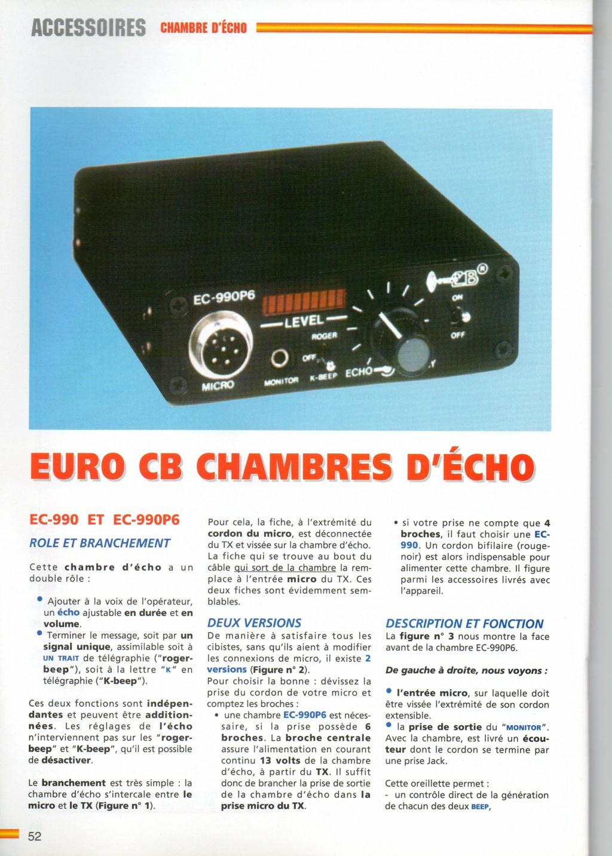 EuroCB EC-990P - EC-990 (Chambre d'écho) Chora603