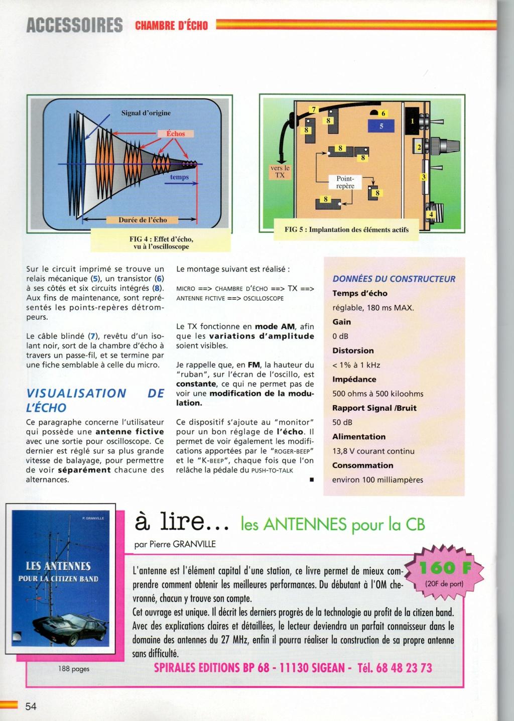 EuroCB EC-990P - EC-990 (Chambre d'écho) Chora604