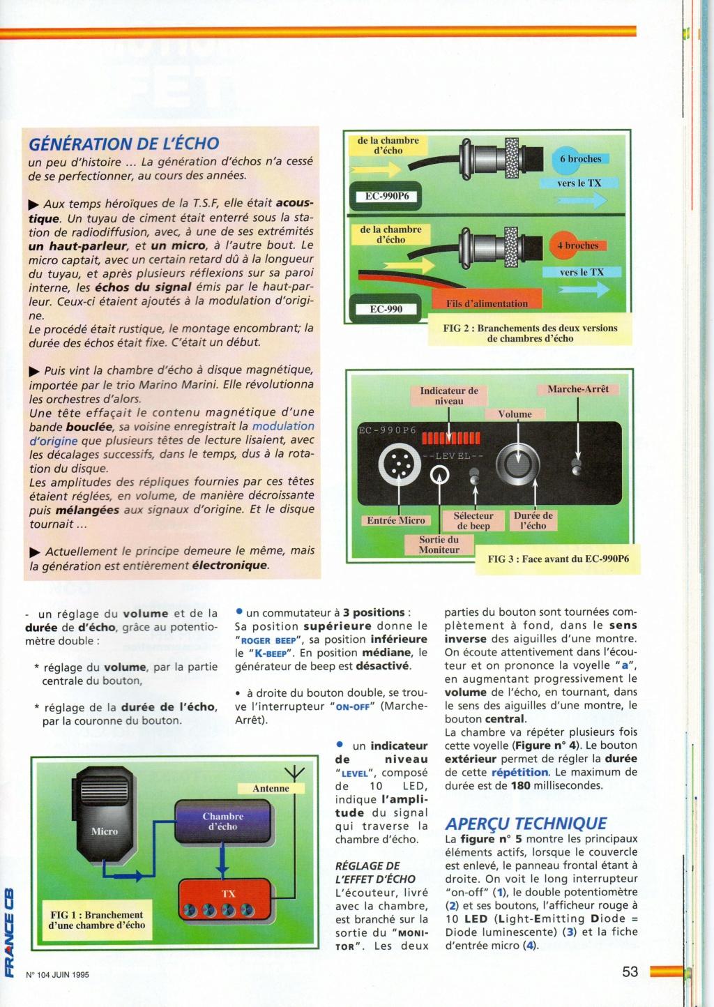 EuroCB EC-990P - EC-990 (Chambre d'écho) Chora605