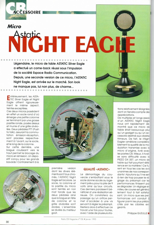 ASTATIC - ASTATIC SILVER EAGLE Chora607