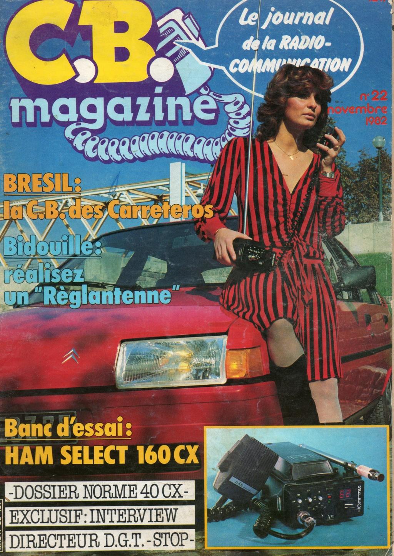 C.B. Magazine - Radio C.B. Magazine (Magazine (Fr.) - Page 12 Chora612