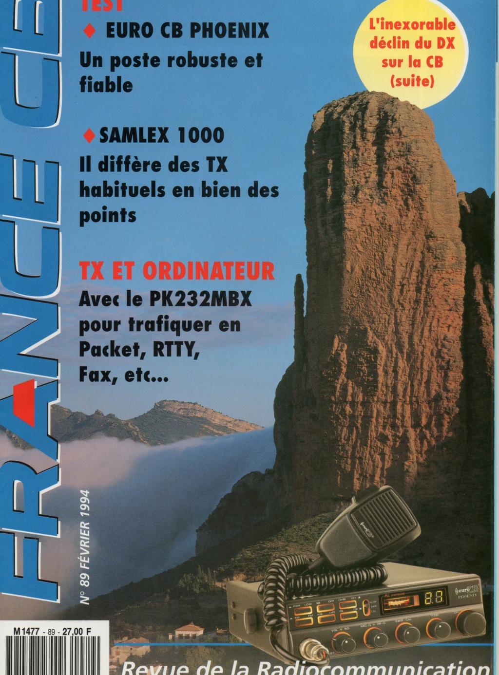 France CB (Magazine (Fr.) - Page 5 Chora614