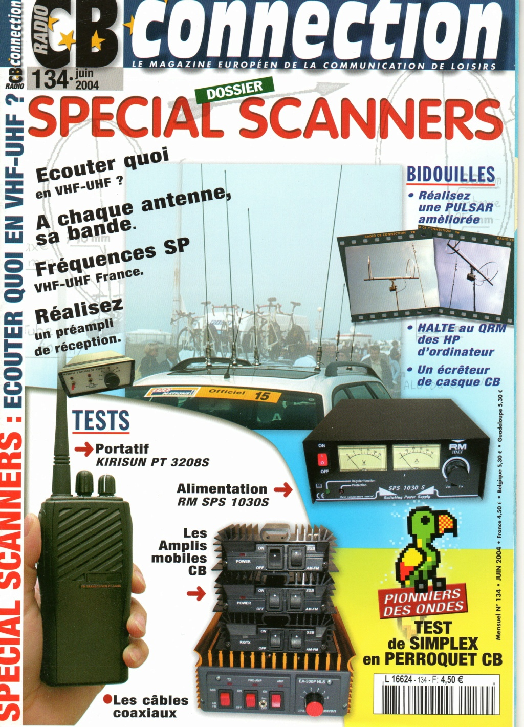 RadioCBconnection - Radio connection (Magazine (Fr.) Chora617