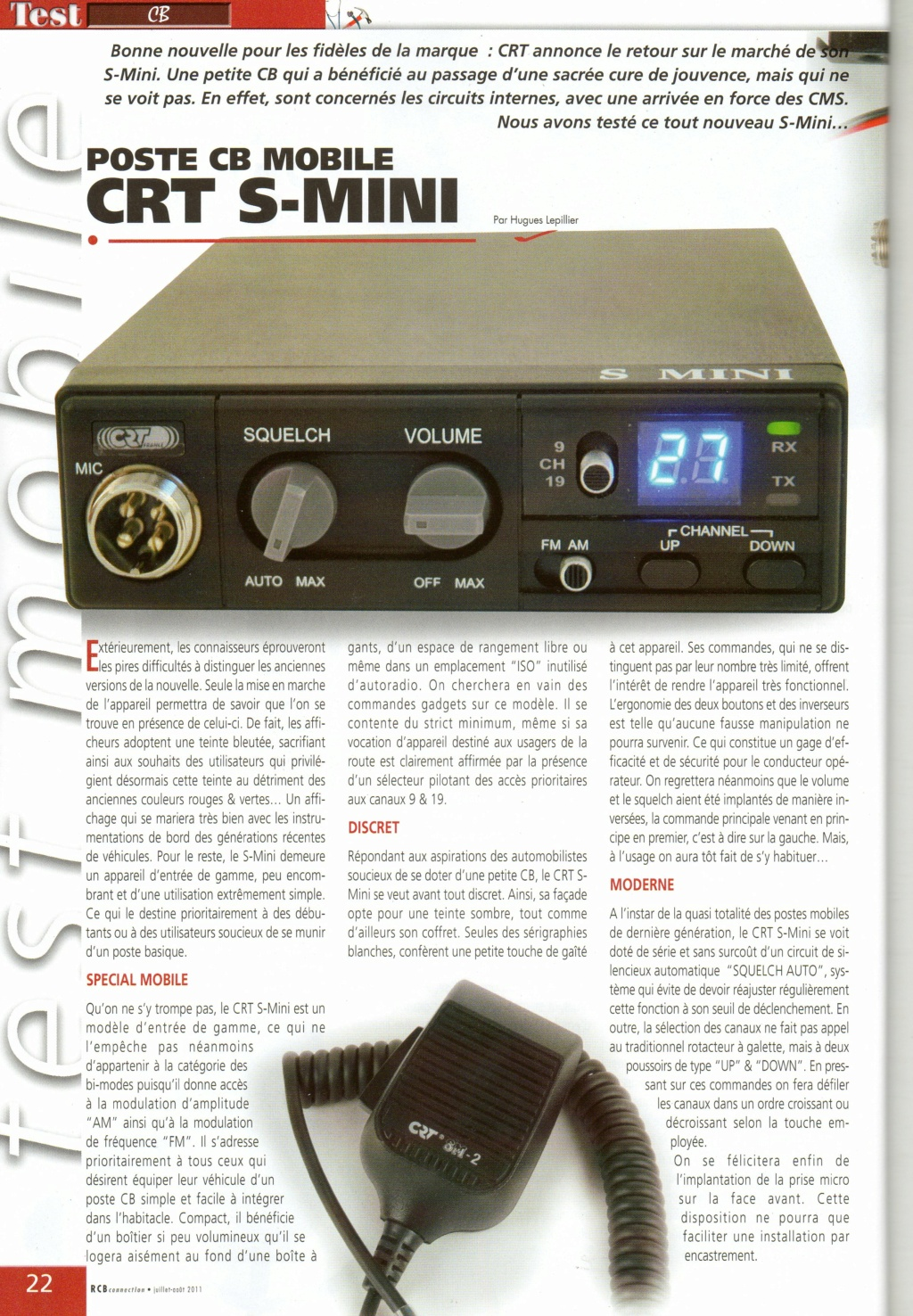 CRT S-Mini 2 (Mobile/4x4) Chora673