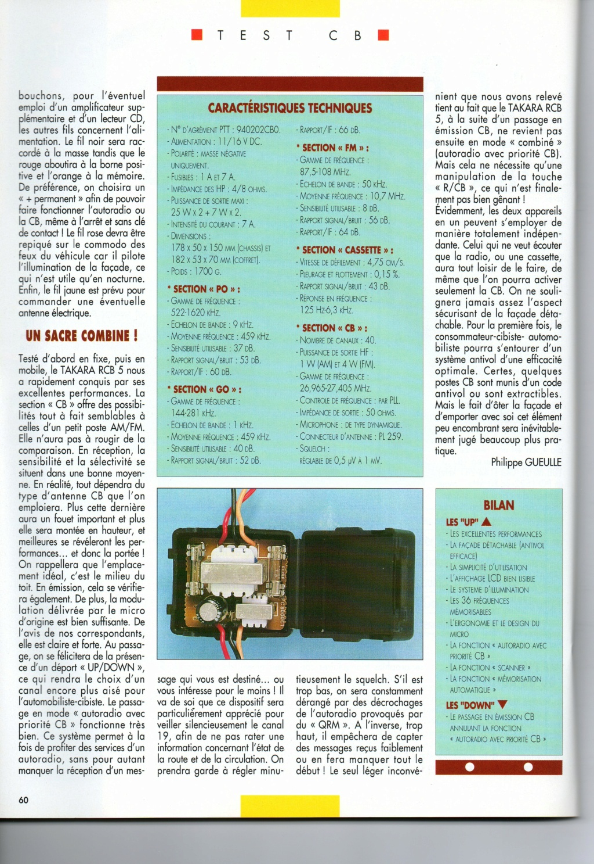 C.B. Magazine - Radio C.B. Magazine (Magazine (Fr.) - Page 8 Choral17
