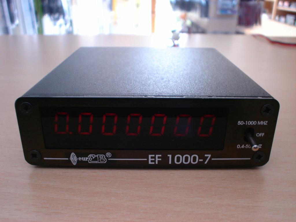 EF - EuroCB EF 1000-6 (Fréquencemètre) Dsc07810