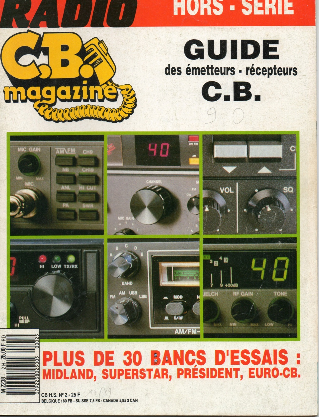 C.B. Magazine - Radio C.B. Magazine (Magazine (Fr.) - Page 11 Img04510