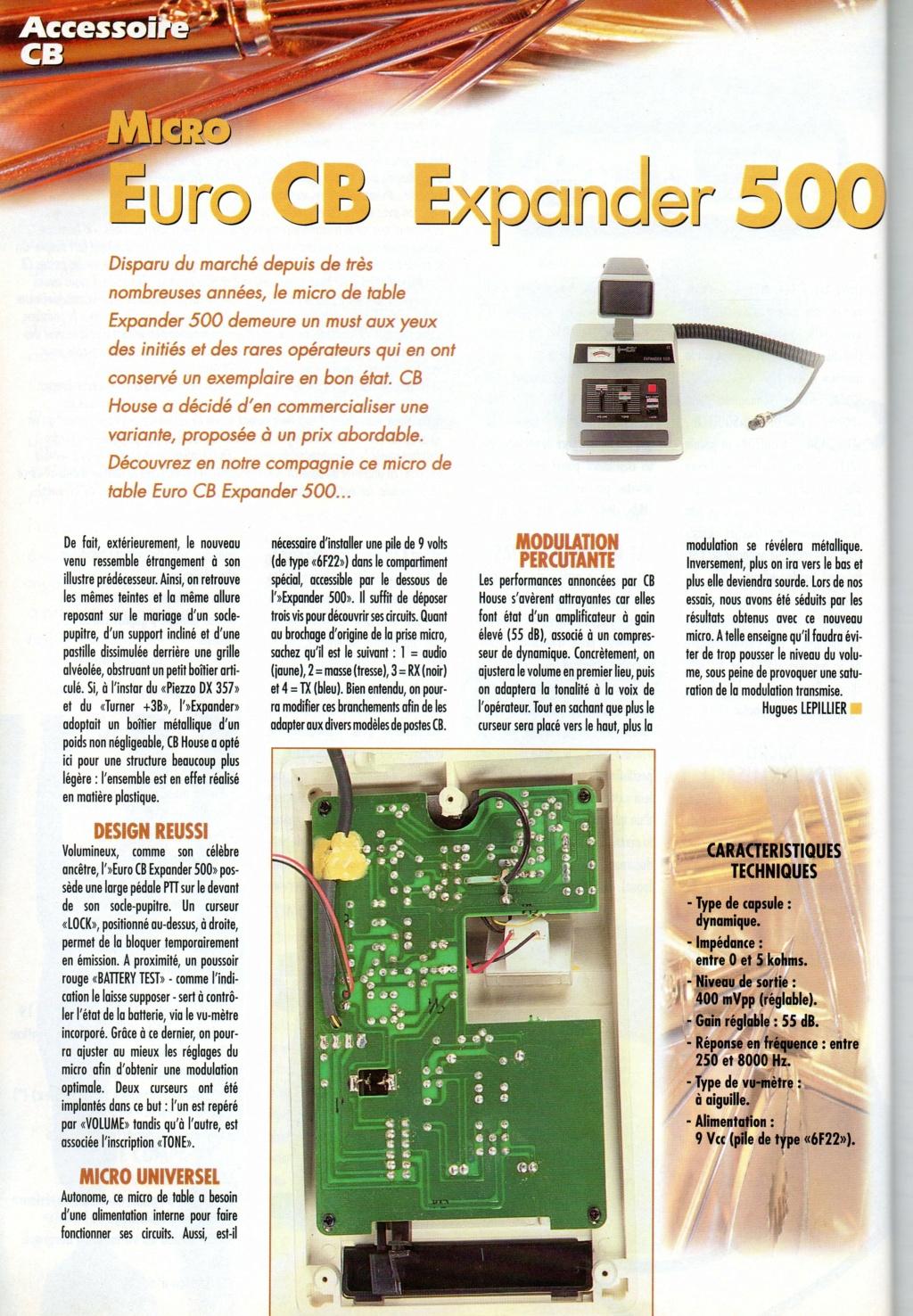EuroCB - Turner Expander 500 (Micro de table) Img08610