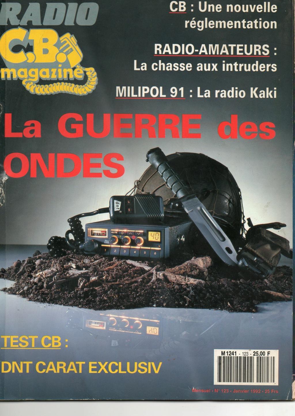 C.B. Magazine - Radio C.B. Magazine (Magazine (Fr.) - Page 12 Img08910