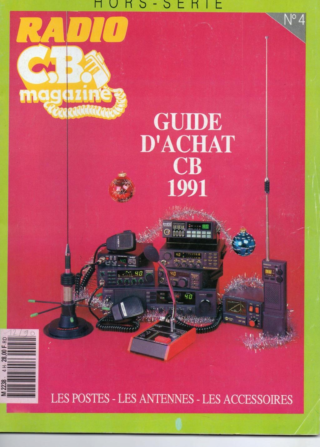 C.B. Magazine - Radio C.B. Magazine (Magazine (Fr.) - Page 11 Img09510