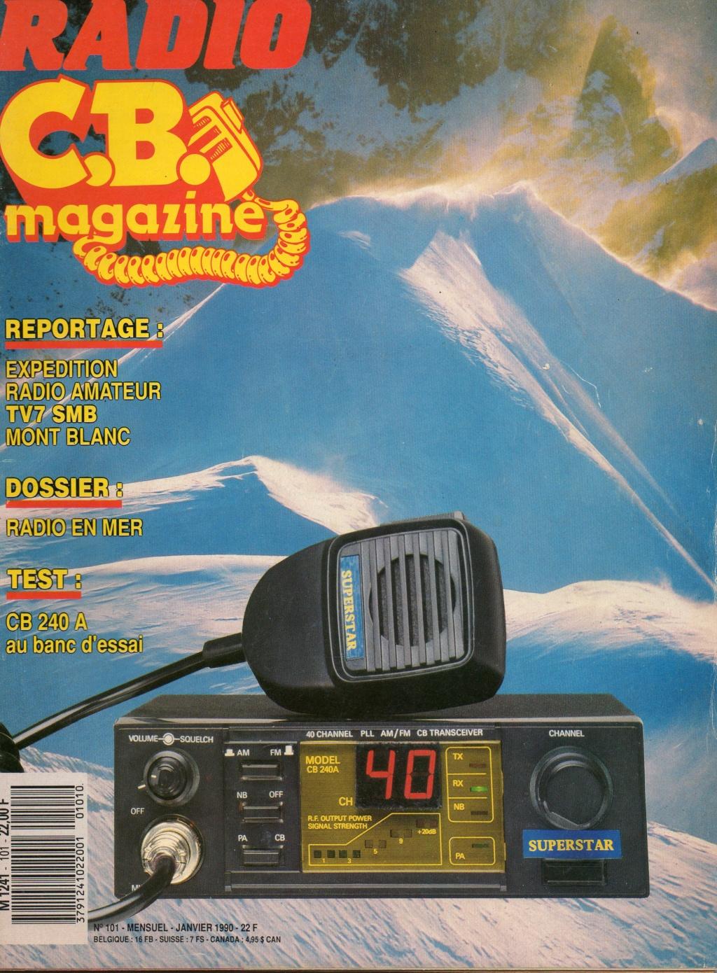 C.B. Magazine - Radio C.B. Magazine (Magazine (Fr.) - Page 12 Img09710