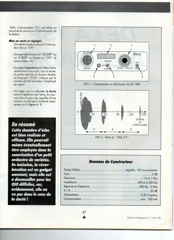 EuroCB EC-990P - EC-990 (Chambre d'écho) Img10912