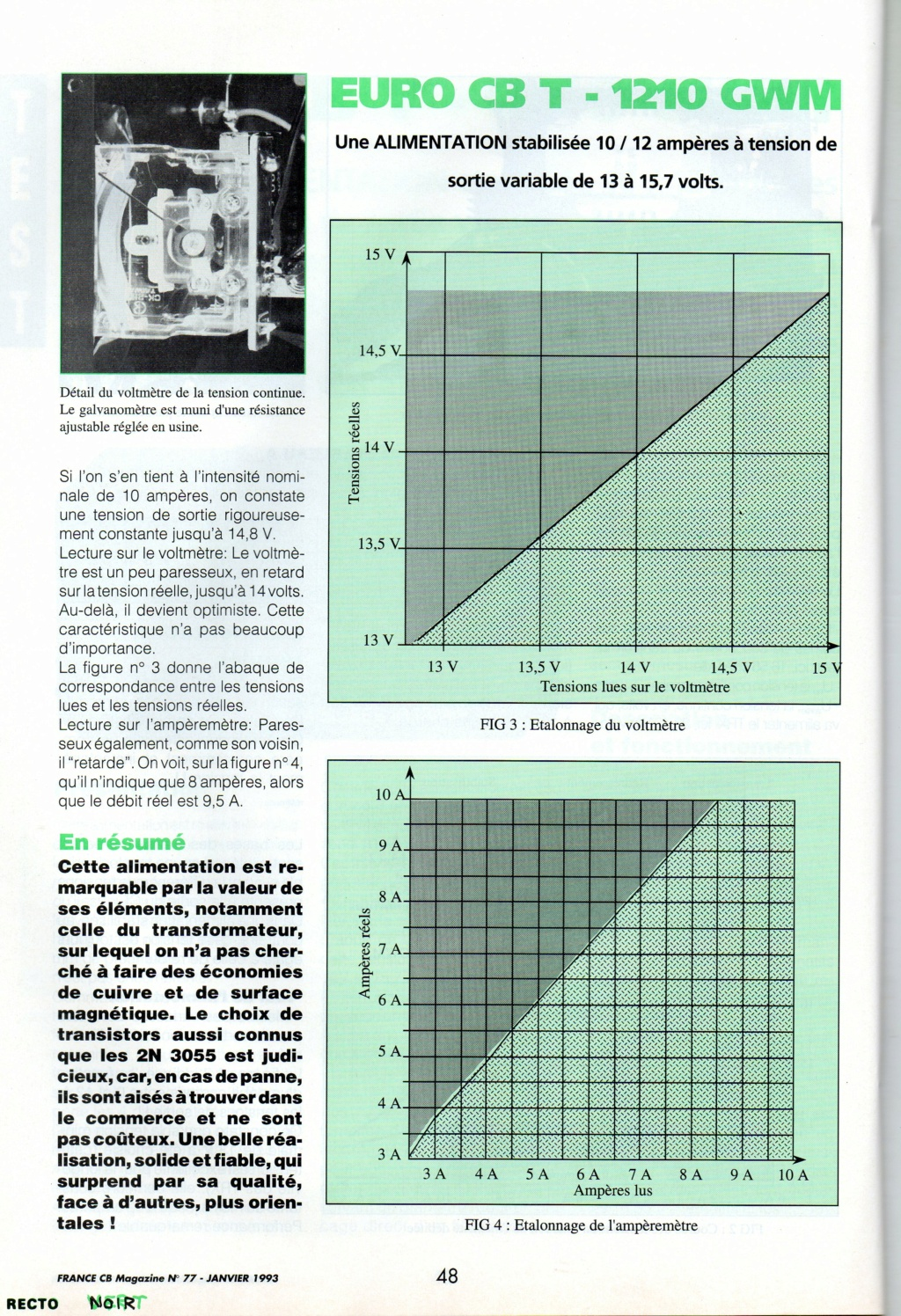 EuroCB 10-12 Amp (Alimentation 230v/13,8v) Img11716