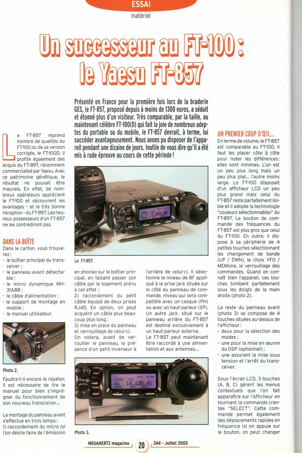 Yaesu FT-857D Img12211