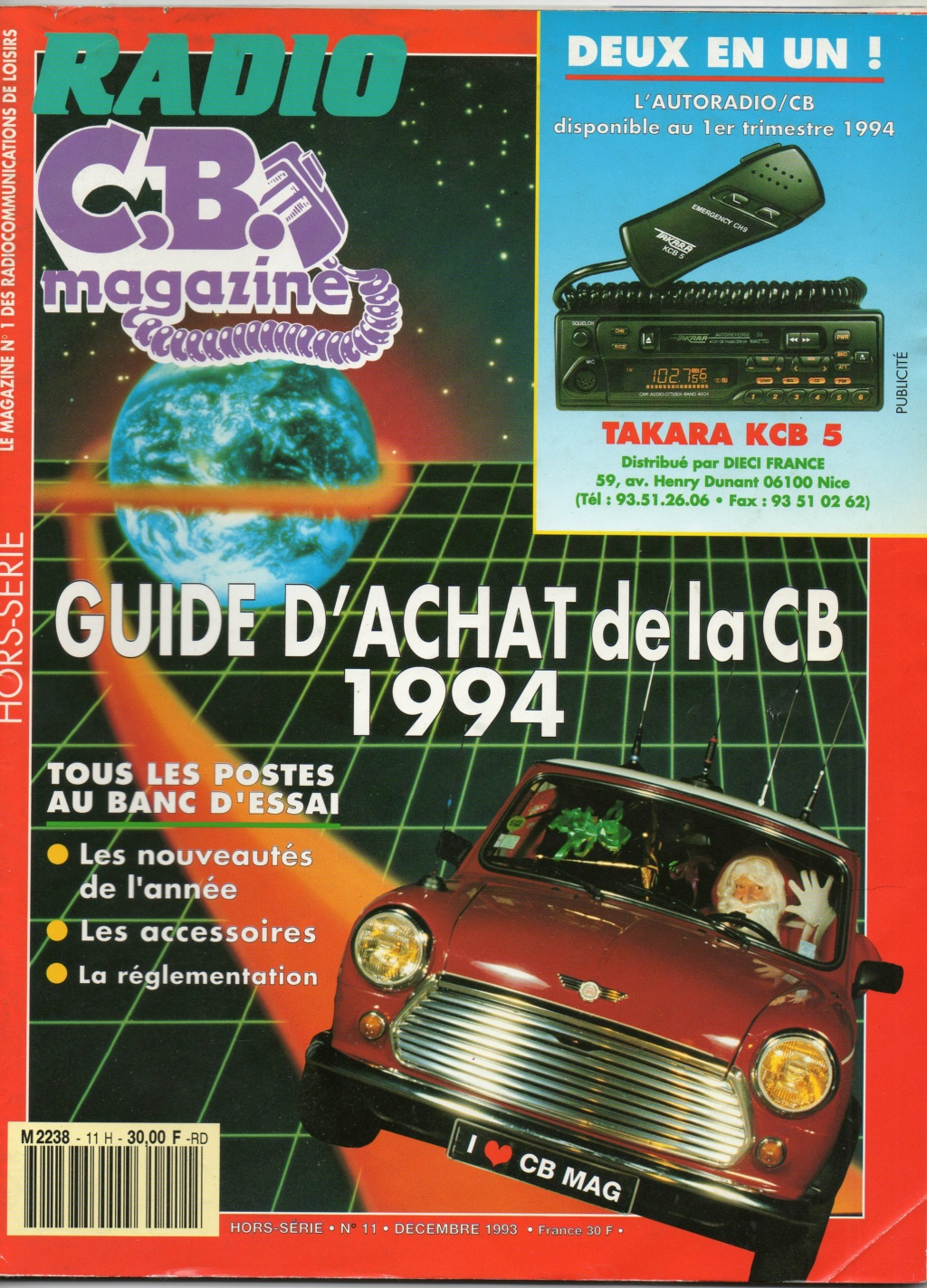 C.B. Magazine - Radio C.B. Magazine (Magazine (Fr.) - Page 11 Img16511