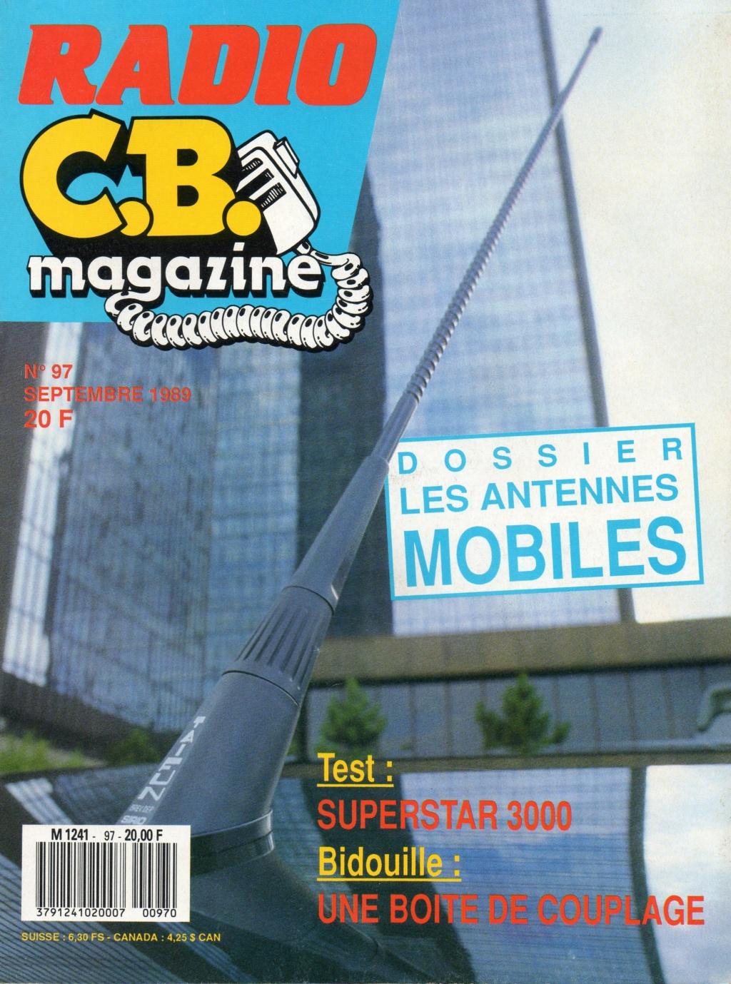 C.B. Magazine - Radio C.B. Magazine (Magazine (Fr.) - Page 12 Img30011