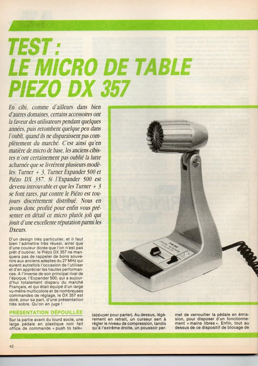 DX357 - PIEZO DX357 Img32710